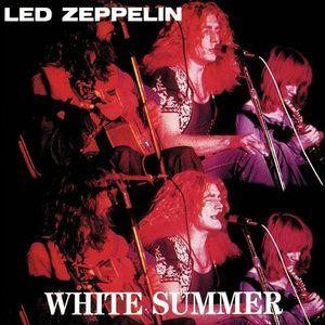Swingin Pig Led Zeppelin White Summer Recorded At The