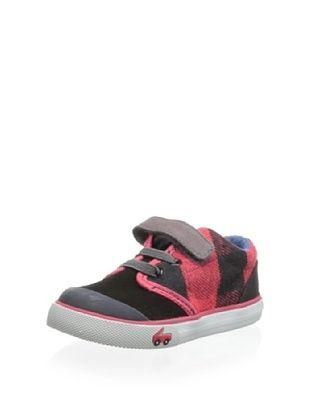 50% OFF See Kai Run Kid's Dieter Sneaker (Infant/Toddler/Big Kid) (Black)
