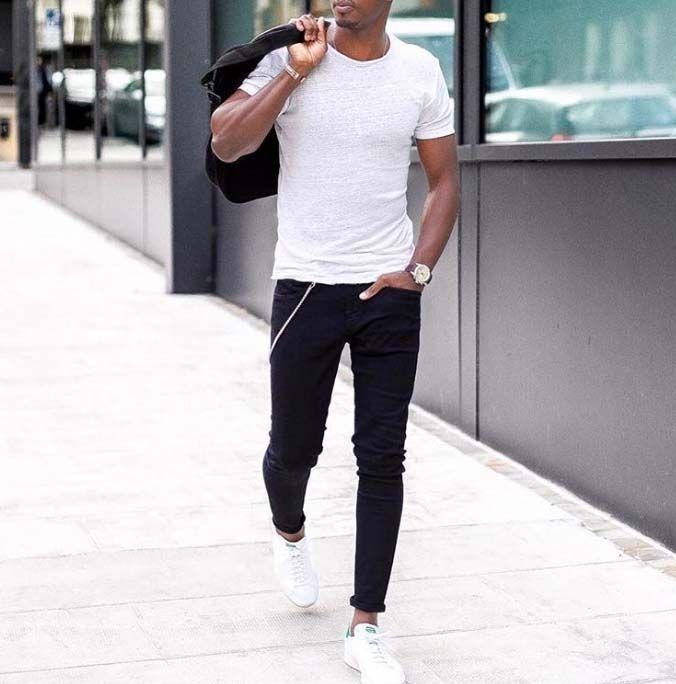 head to gym after work // mens fashion // urban men // mens wear // watches // mens accessories // modern men // city boys // gym bag //