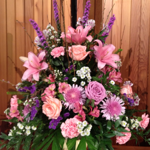 Silk Flower Arrangements Church Altar: 148 Best Images About Church Floral Arrangements On Pinterest