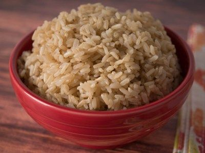 Instant Pot Brown Jasmine Rice