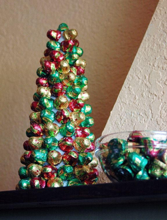 Top ideas about candy christmas trees on pinterest