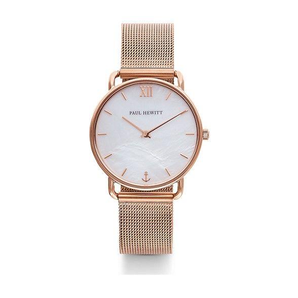 Paul Hewitt Uhr Miss Ocean Line Ph M R P 4s Auf Christ De Entdecken Rose Gold Watch Paul Hewitt Gold Watch