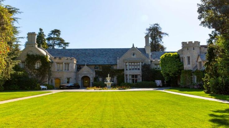 Hugh Hefner's Playboy Mansion Is For Sale