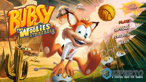 Bubsy: The Woolies Strike Back PC Game (Repack) - https://www.ziperto.com/bubsy-the-woolies-strike-back-pc/