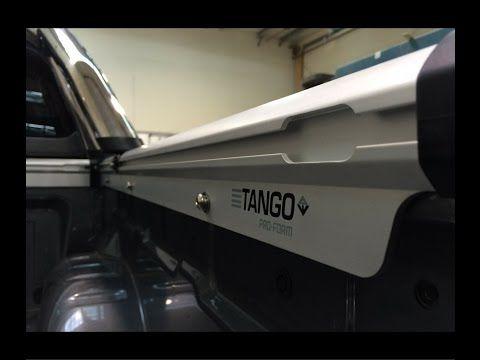 Nissan Navara NP300 - TANGO -  Pickup Truck Transformation System - YouTube