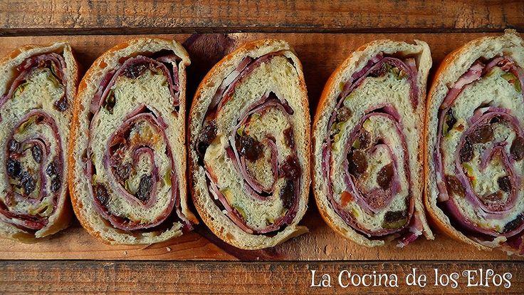 Pan de Jamón Venezolano / Venezuelan Ham Bread