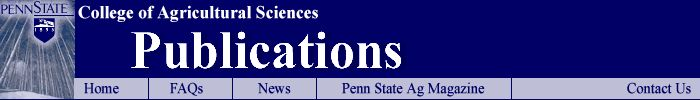 """College of Agricultural Sciences Publications Web site. Access printed and online/downloadable publications from this link. (33 publications in """"Bees & Beekeeping"""" topic)"""