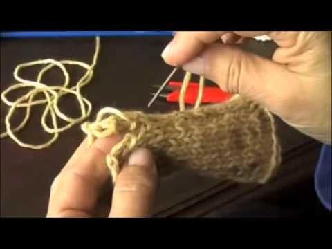 Cómo unir dos tejidos,costura invisible - YouTube