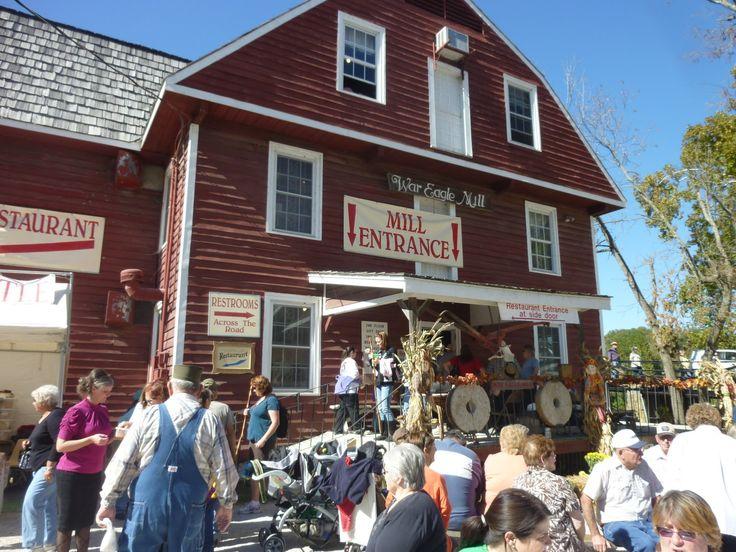 Craft Festival In Eureka Springs