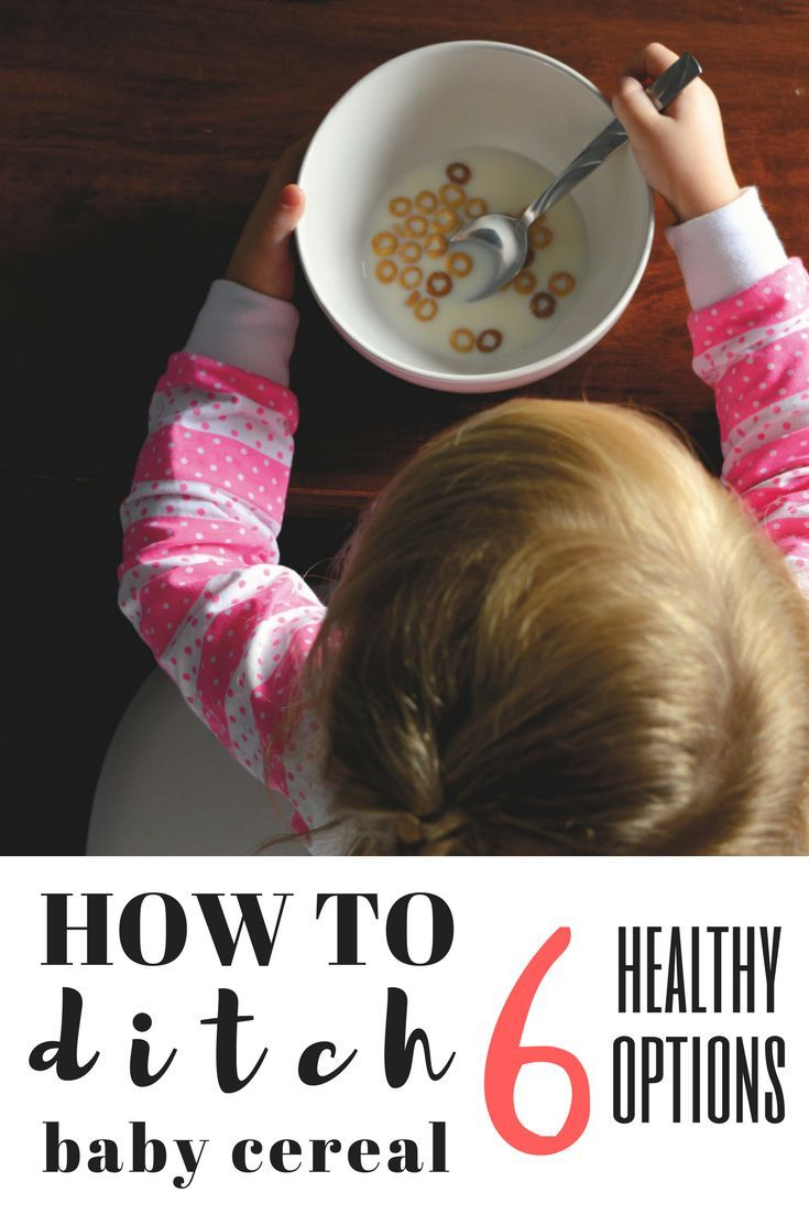 6 healthy breakfast ideas for your baby or toddler, great for baby led weaning and starting solids. It's time to ditch the baby cereal!