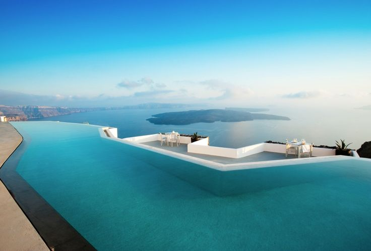 The Grace Hotel In The Santorini Islands