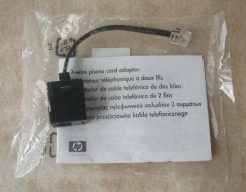 2-Wire Phone Cord Adaptor by HP. $28.99. Two wire phone cord adaptor.