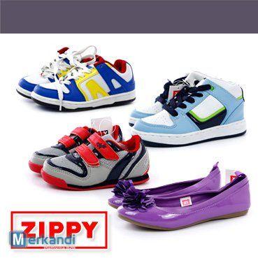 Ingrosso ZIPPY scarpe per bambini - Stock scarpe   Merkandi.it