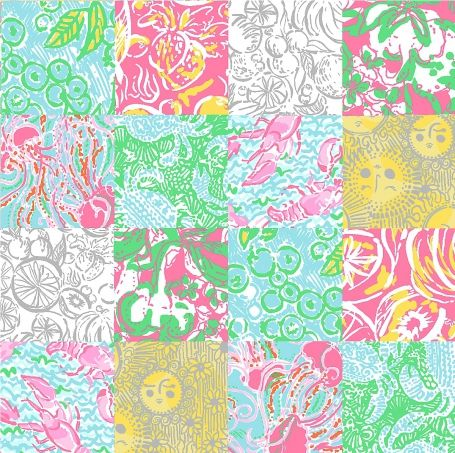 405 Best Images About Lilly Print Archive On Pinterest