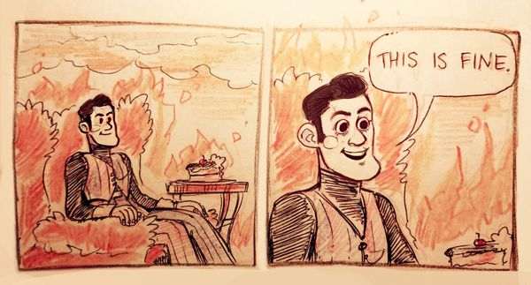 That S Just How I Draw His Armchair This Is Fine Lazy Town Lazy Town Memes Funny Art