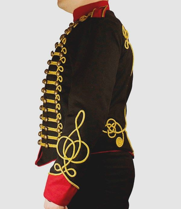 Veste officier steampunk 'commander born'