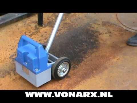 Von Arx DK7 ontroesten dek - boucharderen - YouTube
