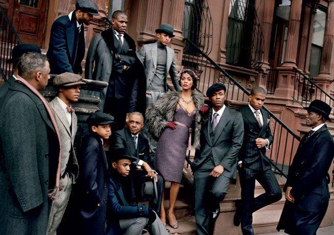 artoflovely:  Zoe Saldana for Vanity Fair Harlem Renaissance-inspired look Photographer, Michael Roberts. (via The ART of Lovely)