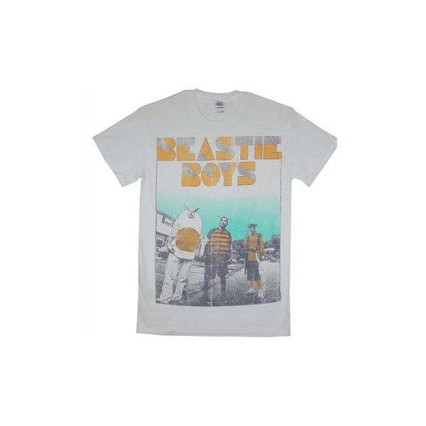 Beastie Boys Costume T-Shirt ($17) ❤ liked on Polyvore featuring tops