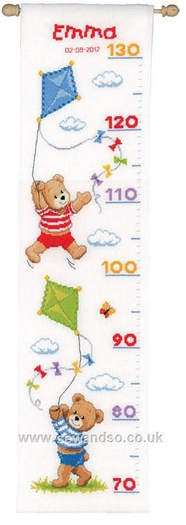 Flying Kites Height Chart