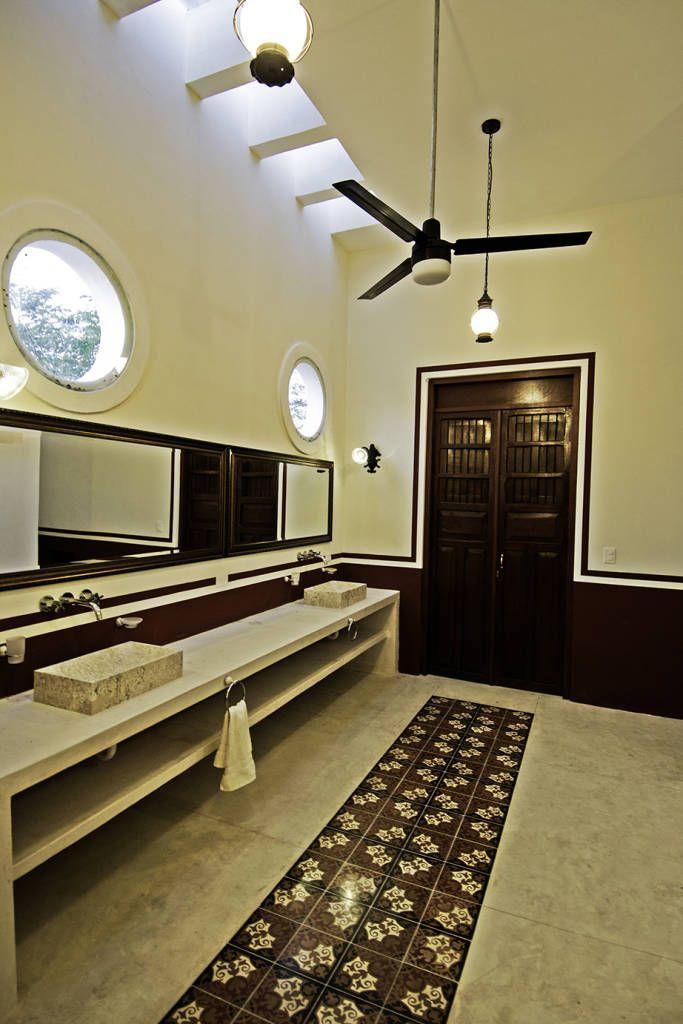 Baño (de Arturo Campos Arquitectos)