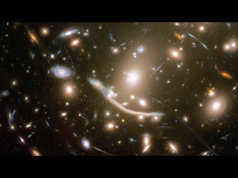 Countless galaxies billions of light-years away shine in new Hubble photo
