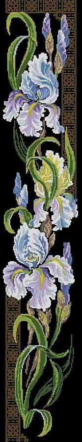 Free Patterns for Cross Stitch - Flowers & Garden