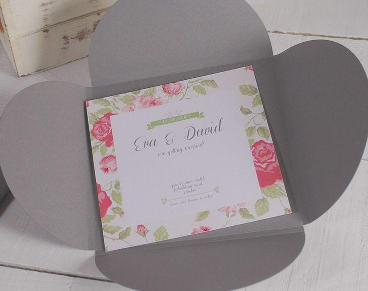 Ideas para hacer invitaciones de boda con pickmonkey a - Como preparar mi boda ...