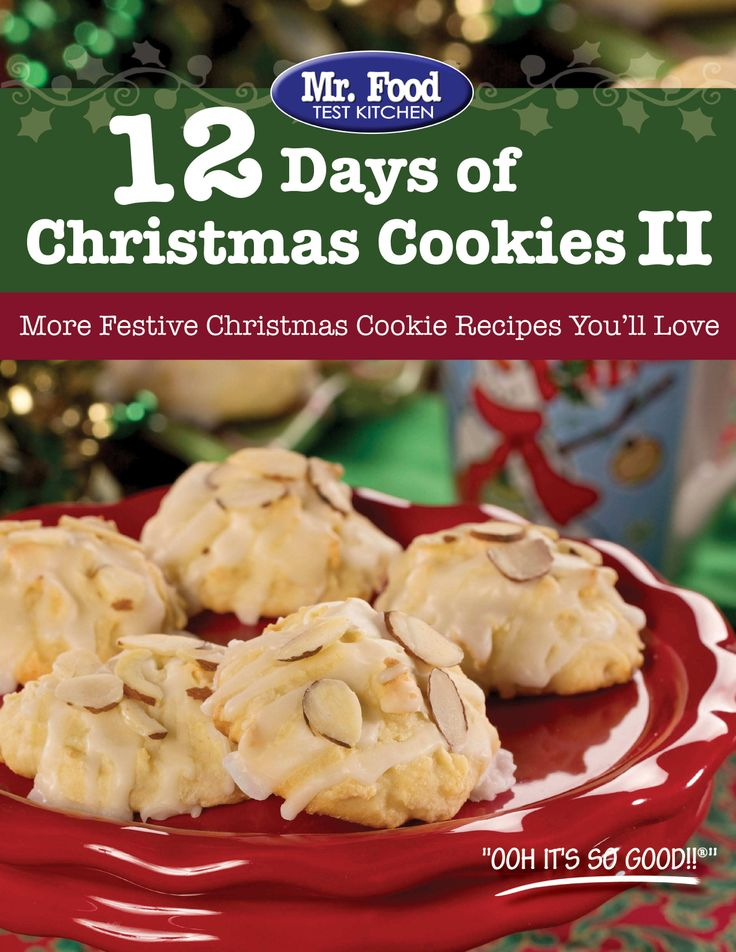 28 best free recipe cookbook downloads images on pinterest free 12 days of christmas cookies ii check out more of the latest christmas cookie recipes forumfinder Images