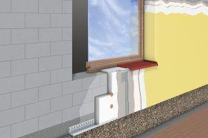 θερμομονωτικά υλικά εξωτερικών τοίχων
