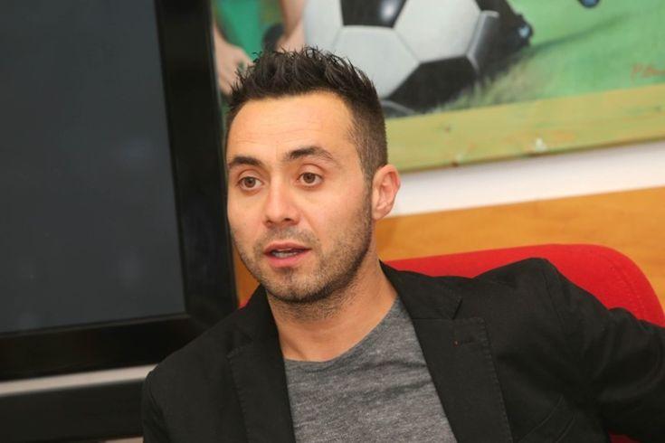 """De Zerbi: """"Attendo segnali dal Foggia, nessun contatto con il Catania"""" - http://www.maidirecalcio.com/2015/05/19/de-zerbi-attendo-segnali-dal-foggia-nessun-contatto-con-il-catania.html"""