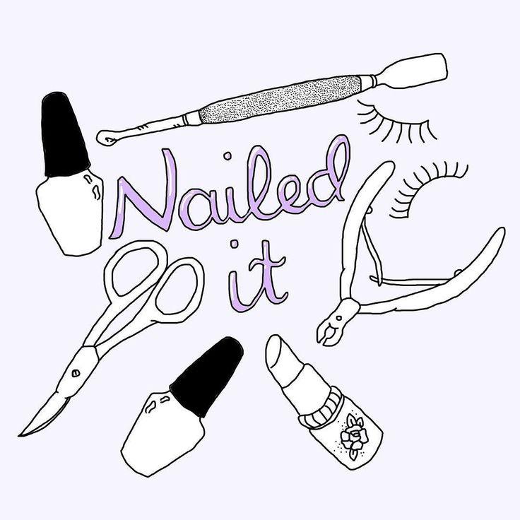 82 melhores imagens de Frases de manicure no Pinterest