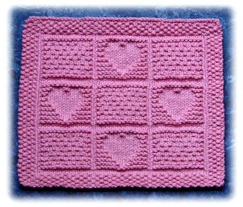 Country Hearts by Knits by Rachel
