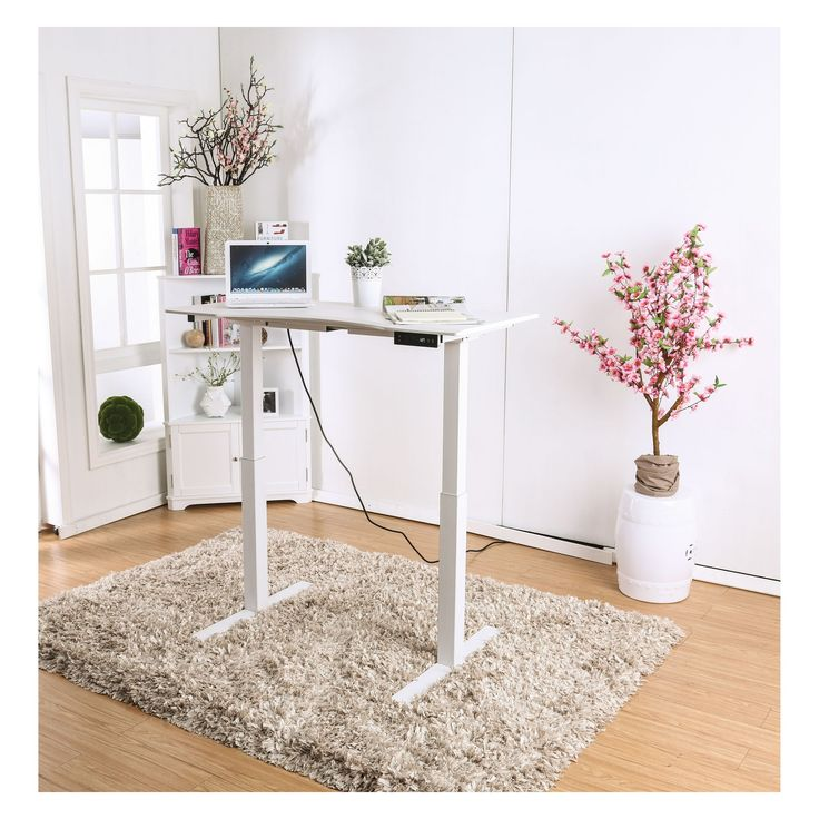 Baron Contemporary Adjustable Office Stand Up Table