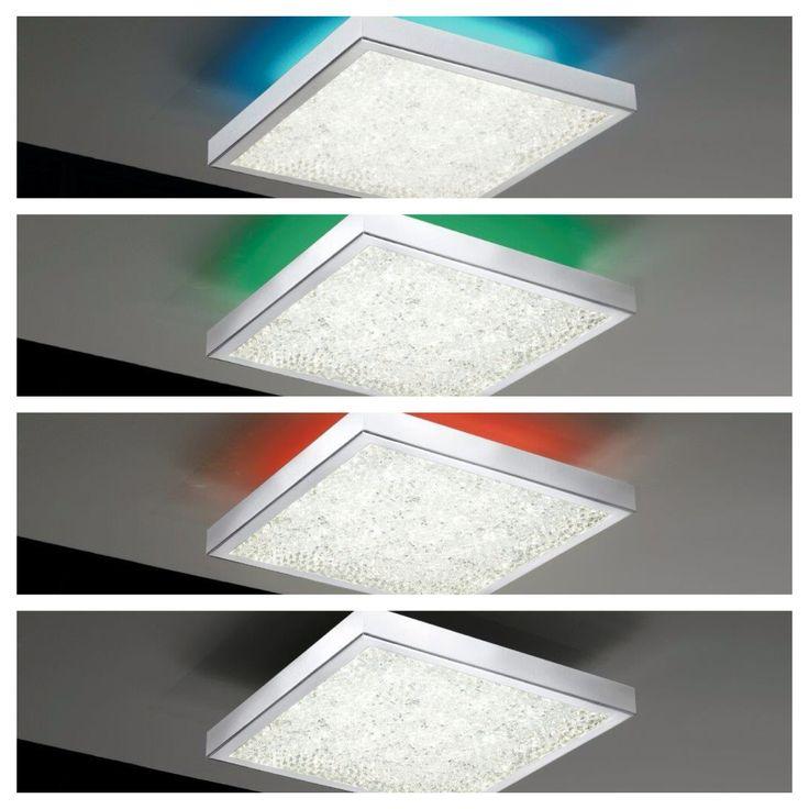 La Top de nuestras novedades 2014 es el plafón de la familia CARDITO. Que como todas las luminarias de esta línea viene con tecnología LED incorporada y por supuesto en metal cromado y los infaltables cristales que caracterizan esta línea tan cotizada. Otra novedad que trae este modelo es el control de RGB para seleccionar distintos colores de acuerdo a la ocasión.