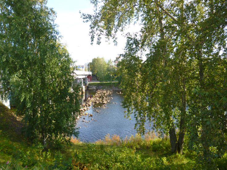Around Oulu...