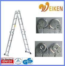 aluminum multipurpose ladder/folding aluminum stairs/safety ladder