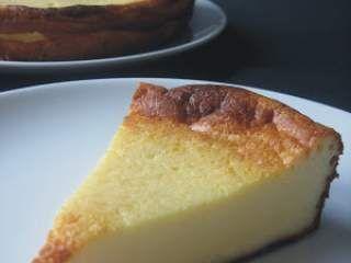 Tarta de queso al horno, Receta Petitchef