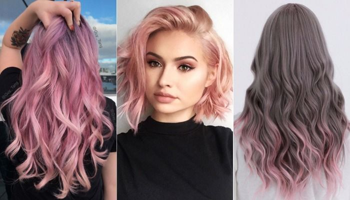 15 Shades Of Pastel Pink Hair To Look As Stunning Healthy Blab In 2020 Pink Hair Pastel Pink Hair Hair