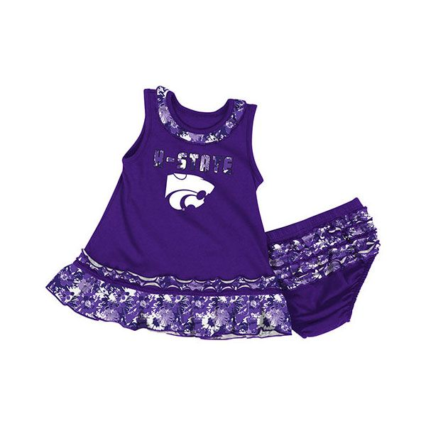 Infant Fountain Dress Set - Kids | K-State Super Store. Kansas State  UniversityKansas State WildcatsInfant ...