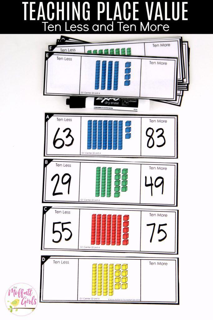 92 best Maths teaching lifesavers - Place value images on Pinterest - place value unit