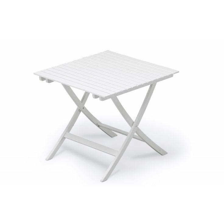 Klappbarer Tisch Selandia (verschiedene Größen)