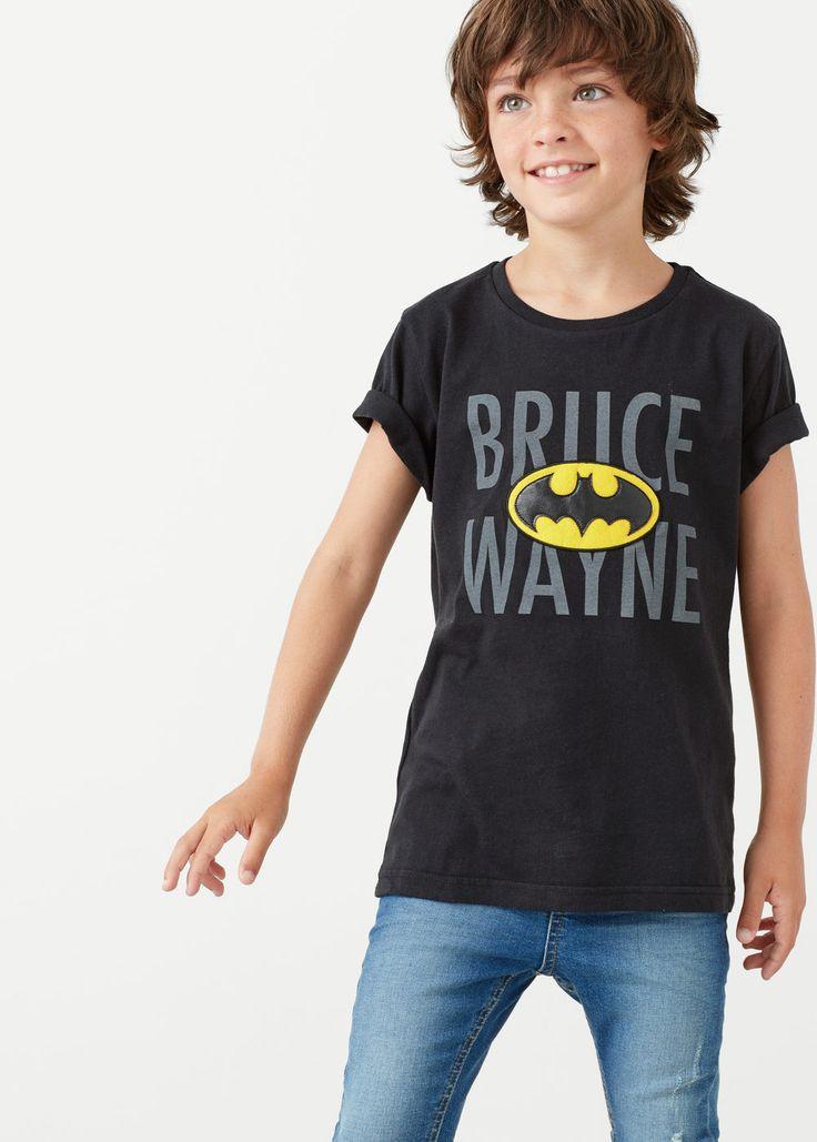 T-shirt super-héros | MANGO KIDS