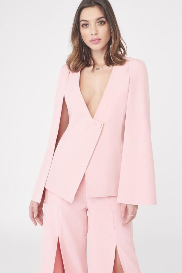 Asymmetric Hem Fitted Blazer – #asymmetric #blazer #Fitted #hem #asymmetric