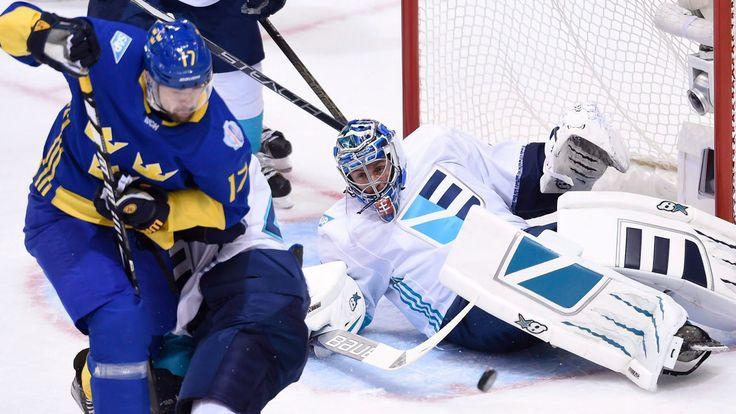 Jaroslav Halak Europes best chance at World Cup victory