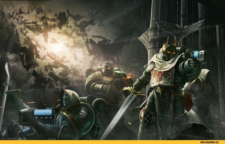 Warhammer 40000,warhammer40000, warhammer40k, warhammer 40k, ваха, сорокотысячник,фэндомы,Dark Angels,Space Marine,Adeptus Astartes,Imperium,Империум,themaestronoob