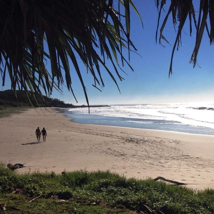Shelly Beach located minutes away from Quality Hotel Ballina.