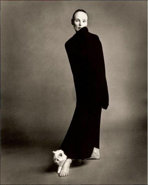 Grace Coddington by Steven Meisel