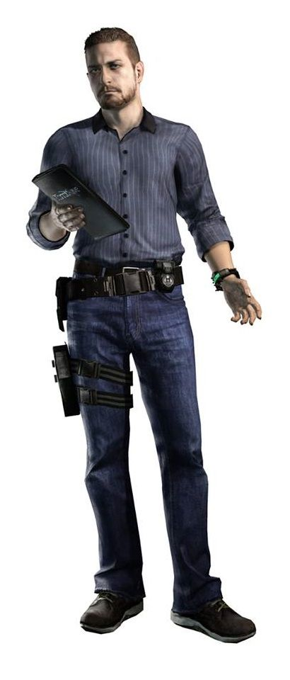 Neil Fisher - Resident Evil Wiki - The Resident Evil encyclopedia